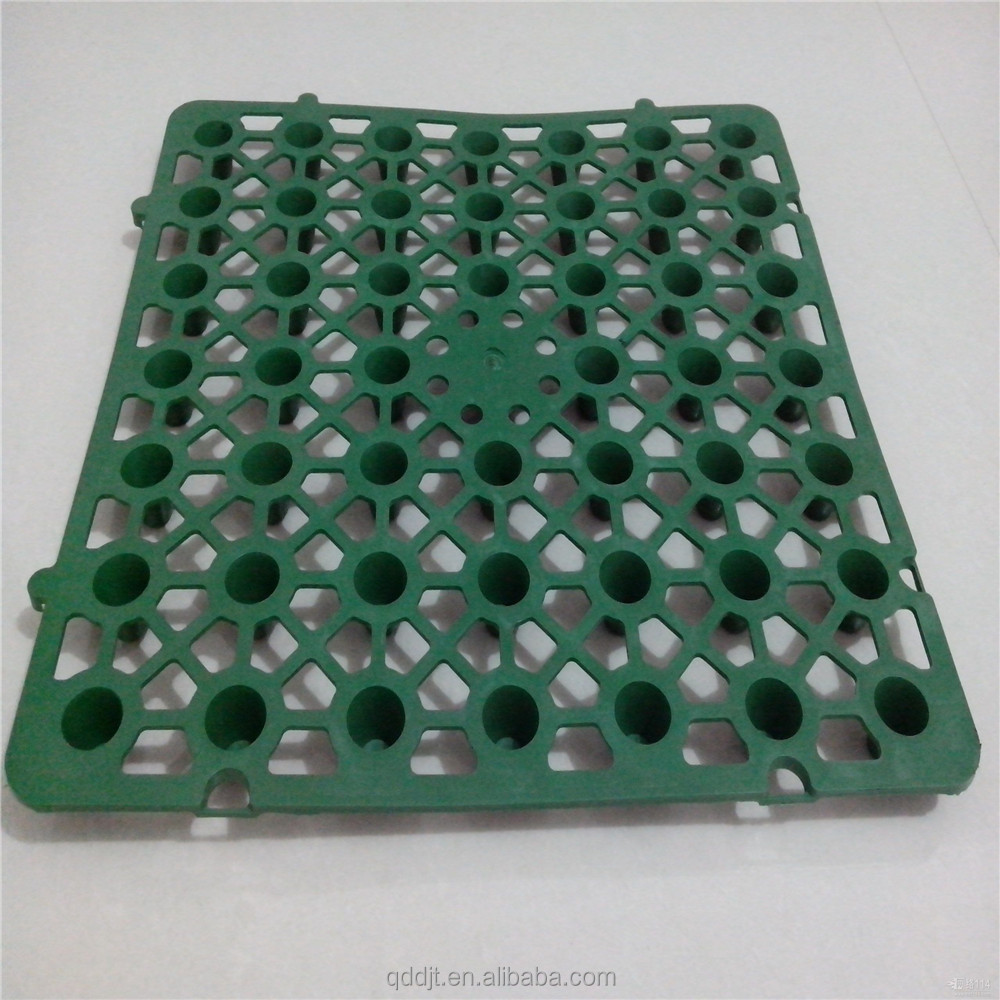 Price for Green Roof waterproof protection HDPE drainage board/cell