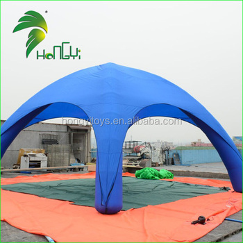 Promotion Tents Inflatable Cube , 4M *4M Inflatable Tent Marquee