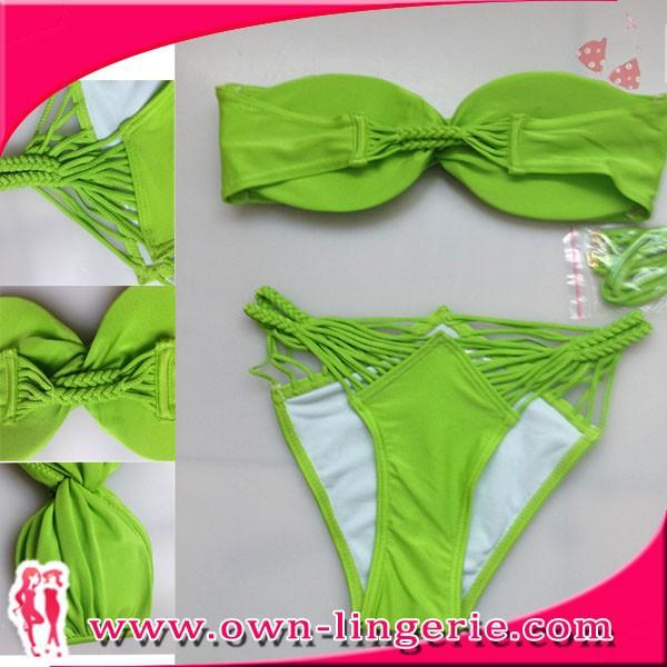 Micro string bikini bathing suits
