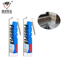 High Temperature Construction Exterior Tile Silicone Raw Adhesive