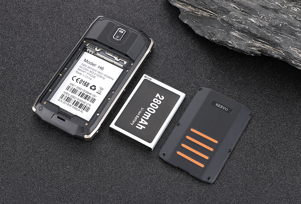 Rugged mobile phones Quad core Android smartphones IP67 waterproof GSM WCDMA