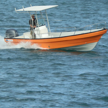 Gather 6.8m panga boat for sale