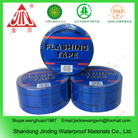 Strong adhesive asphalt roll roofing tape for sealing