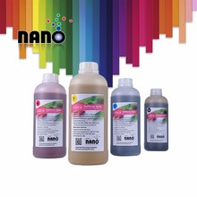 Nano coating products for sublimation ink for dx5 printhead apply to t-shirt printing machine price water-based dye ink