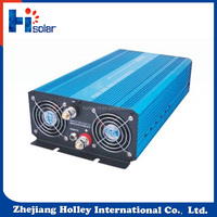 Hot promotion quiet high efficiency 50/60HZ ac dc solar power inverter made in china