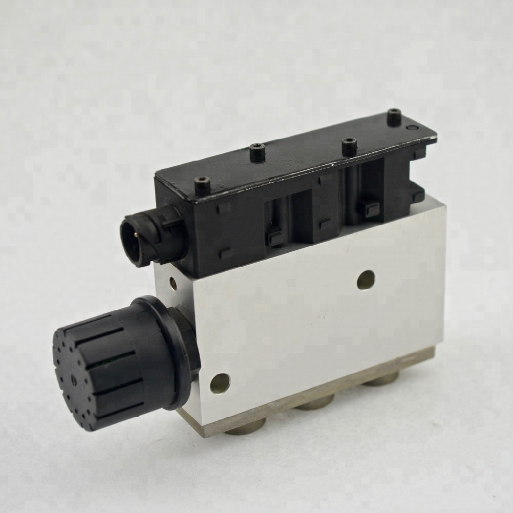China OE Factory <strong>Air</strong> Brake Valve 0501100029 Truck ECAS Solenoid Valve
