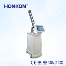co2 fractional laser machine for acne treatment pigment removal