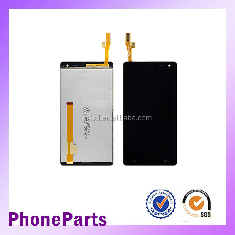 China best quality screen protector for htc desire 601 zara lcd screen