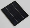 custom frameless PET laminated solar panel 6v