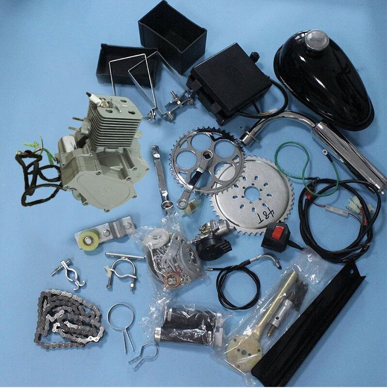 China High Quality Bike Engine Kit 2 Stroke 80CC Electric Start