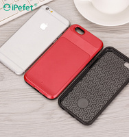 New arrival 2 in 1 TPU + PC back cover case for iPhone6 mobile phone case