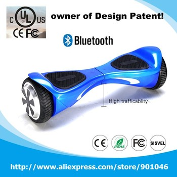 self balancing 2 Wheel Smart Balance 6.5 Inch mobility Electric Scooter Hoverboard With Bluetooth Speaker for adults