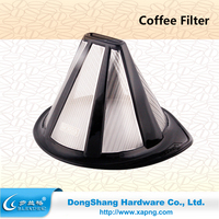 high-precision 304 # reusable stainless steel coffee filter wire mesh coffee grinders parts