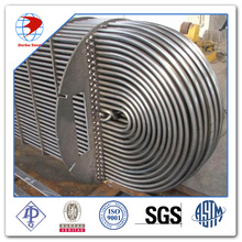 U bend Tubes Stainless Steel ASTM/ASME SA213 TP316 U-bent Tubes for Heat Exchanger