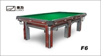 LAILI Professional Billiard Table--F6 pool Table