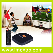 Meixunbao All New Dual Core MX XBMC DVB Android TV Box Built-in game apk Hardware WIFI Stream Smart TV Box