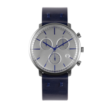 Chronograph watch stainless steel case back men wrist watch oem watches
