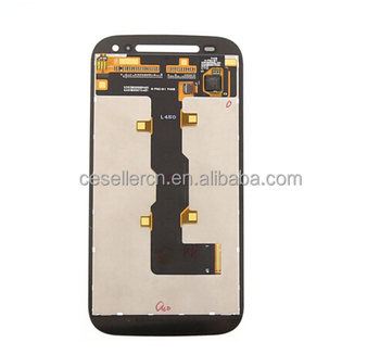 Golden Supplier replacement lcd for moto g1 for motorola moto g xt1032 xt1033 with touch digitizer assembly
