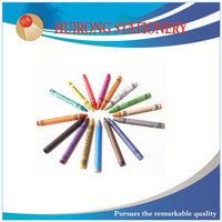 16 colors crayons in bulk non toxic wax crayons for kids