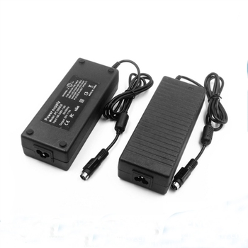 24V Power Supply 4 Pin Din 24V 5A Battery Charger for Creative Speaker