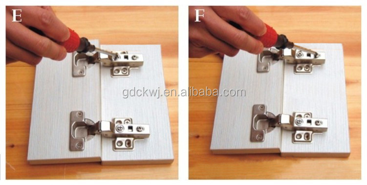 short arm American conceaied hinges cabinet Short Arm Hinge
