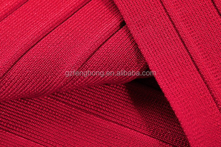 bandage dress fabric