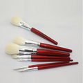 professional makeup brush 7 pcs makeup brush with synthetic hair