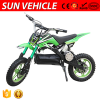 CE Certification High Quality Adjustable Electric Cheap Dirt Bike