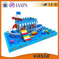 Supply Children soft indoor playground,Big play house equipment,amusement park toys made in china for sale