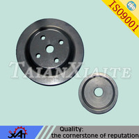 auto accessory belt wheel aluminum pulley