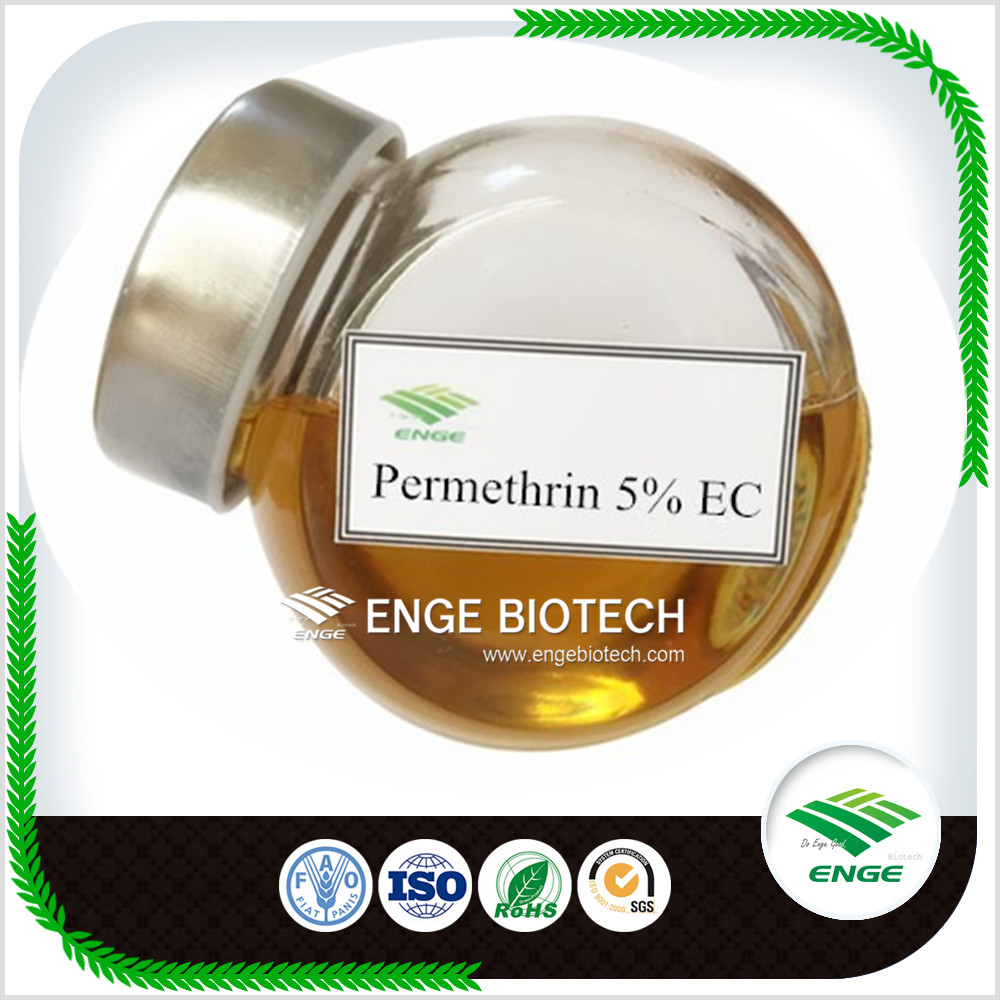High Quality Agrochemical Public Health Insecticide Permethrin 10% EC Pest Control