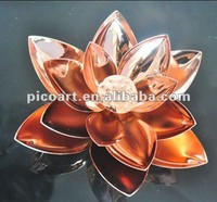 Handmade artificial lotus flower for new year