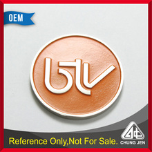 Professional Token Maker Wholesale Metal Logo Euro Token for sale
