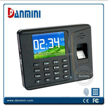 Cheapest Fingerprint time attendance with RAMS software A-F261 TCP/IP connection.