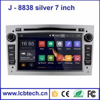portable dvd player low price Android 4.4 support wifi OBD2 DVR car dvd/cassette player