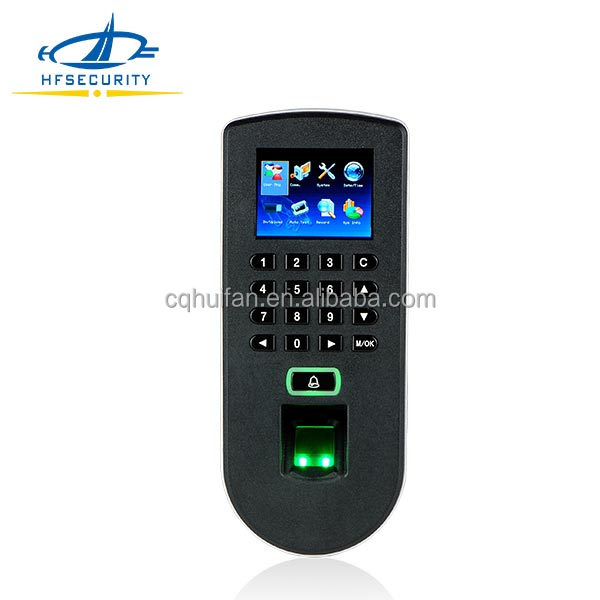 Fingerprint wireless gate access controls control machine(HF-F19)