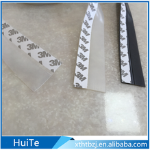 Supply engineering rubber strip Sliding Aluminum Door UPVC Rubber Seal Strip , Car Door Rubber Seal