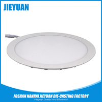 Round Aluminum Die Casting Downlight Shell