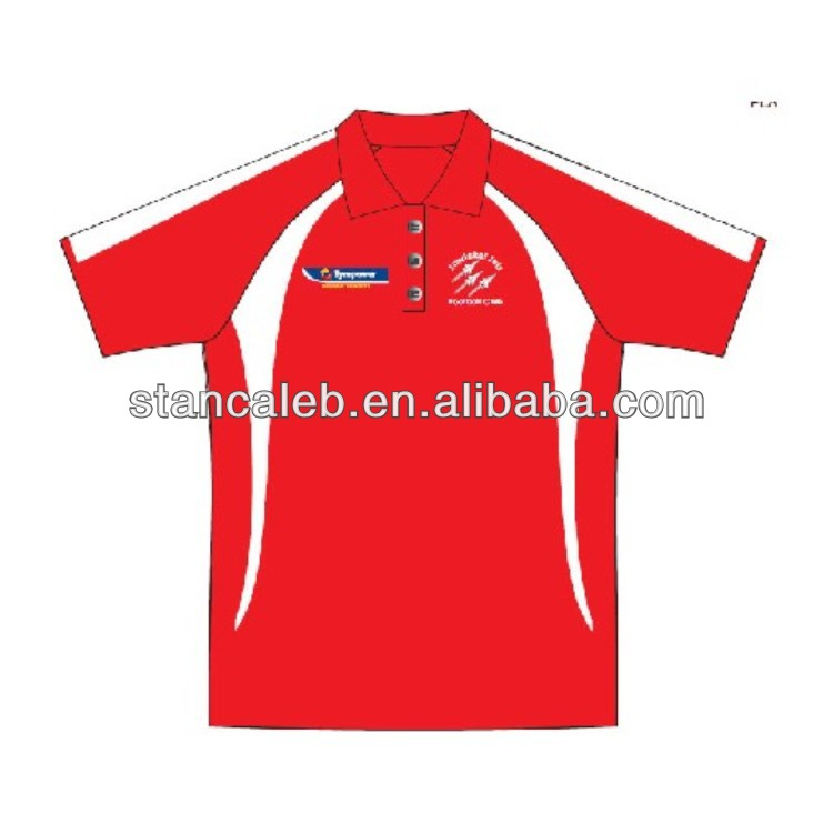 Stan Caleb custom latest men short sleeve polo shirts design