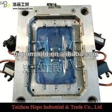 2013 China mould manufacturer supply Plastic Injection mold auto lamp mould wheel gear mould