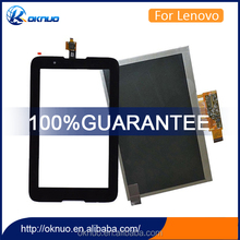 wholesale 100% Original Black Color 7 Inch For Lenovo Tab 2 A7 A7-30 LCD Display With Touch Screen Digitizer