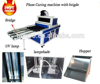 UV curing machine for ink UV dryer For PP PET flat UV oven conveyor for heidelberg offset printing machine