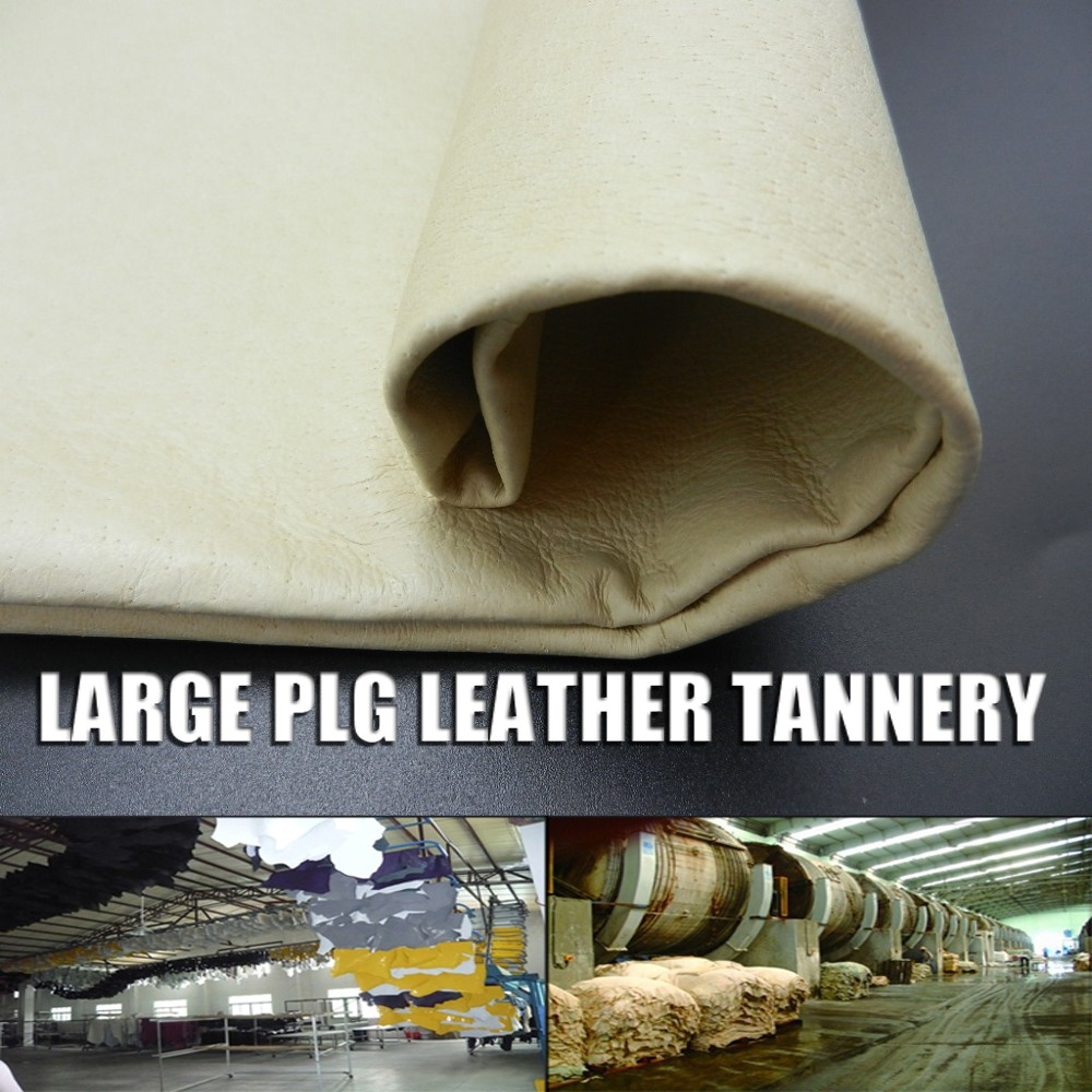 oil full grain sow leather full grain cowhide leather belt hair on calf for glover