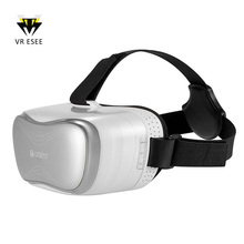 Virtual Reality Omimo Uranus VR Headset Shenzhen VR Box All in One VR 3D Glasses with Remote Dropship Smart Mobile Theater