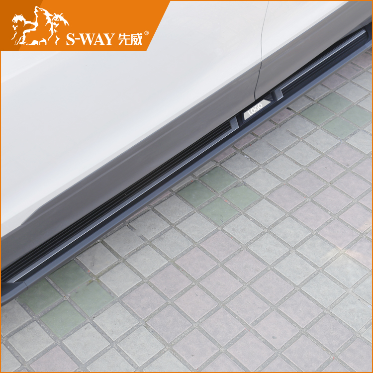 2017 the new VW touareg running board for aluminum alloy side step manufacturer