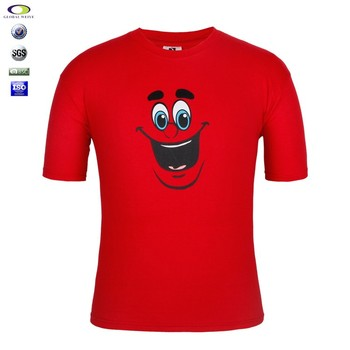 Wholesale Custom Made Heat Transfer For Mens T Shirt T