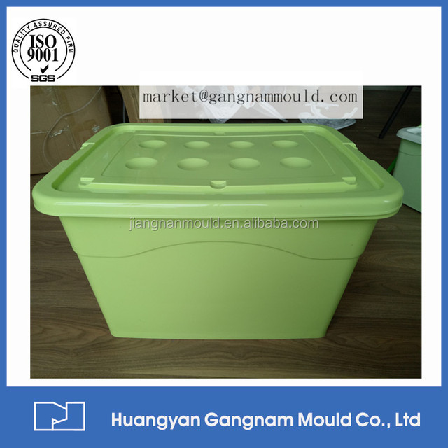 Competitive price high quality 50L 80L 120L 170L container lid mould