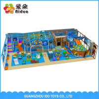 Custom Size Kids Indoor Playground, Children Soft Commercial Indoor Playground for Sale