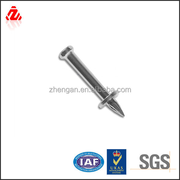 Stainless steel shooting nails/drive pins/concrete nails