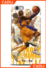 Customized Design Free Sample TPU NBA Star Call Phone Case For iPhone 5s 6 6 Plus